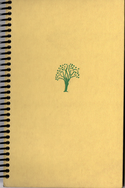 The Tulip Tree Pocket Book Journal