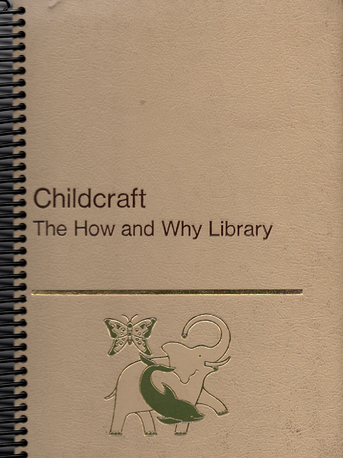 Childcraft: About Animals Book Journal