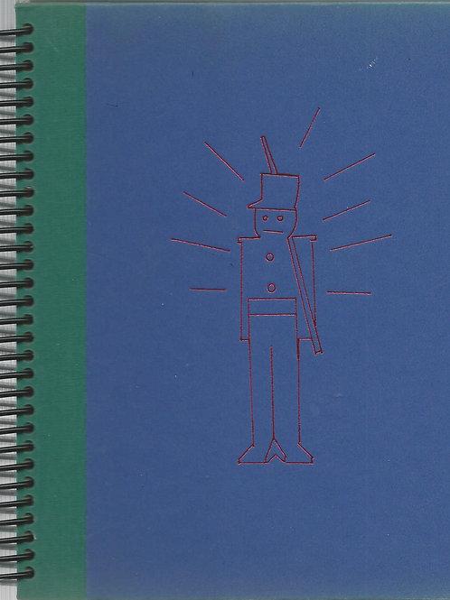 Professor Popkin's Prodigious Polish Pocket Book Journal