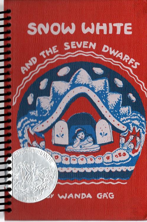 Snow White Pocket Book Journal