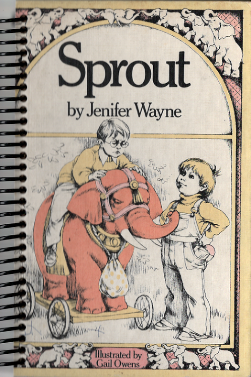 Sprout Pocket Book Journal