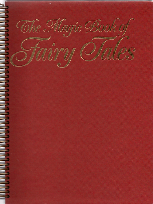 Thge Magic Book of Fairy Tales Book Journal
