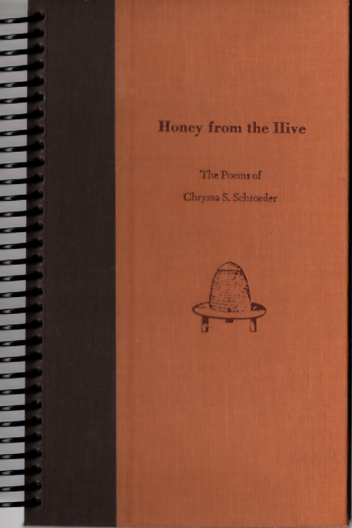Honey from the Hive Pocket Book Journal