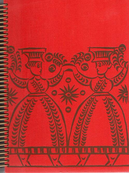 Russian Distaffs Book Journal