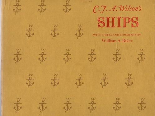 C. F. A. Wilson's Ships