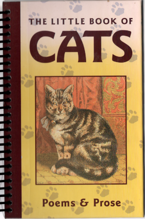 The Little Book of Cats Pocket Book Journal