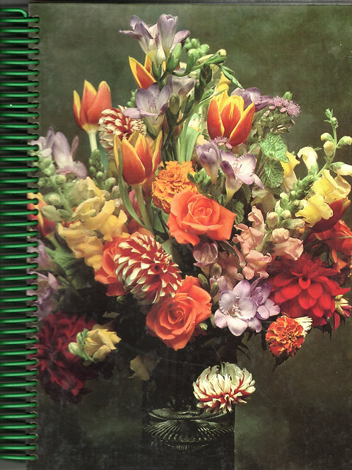 Decorating with Plants Book Journal