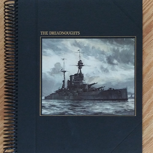 The Dreadnoughts Y-I-F® Journal
