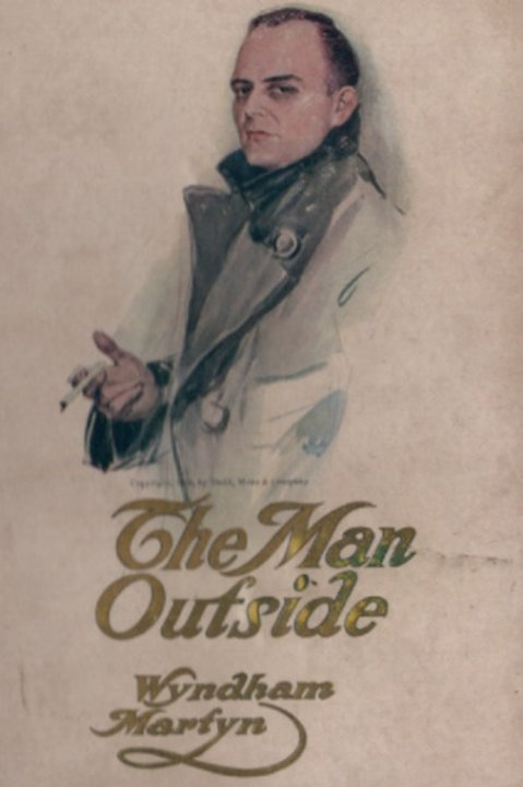 The Man Outside Pocket Journal
