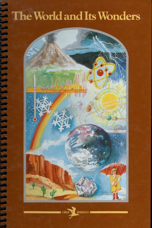 The World and its Wonders Book Journal