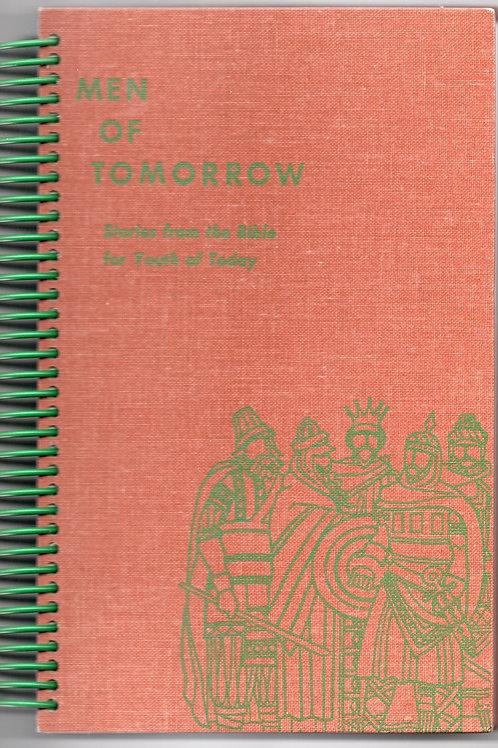 Men of Tomorrow Book Journal