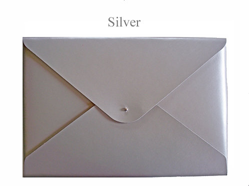 Silver File Folder