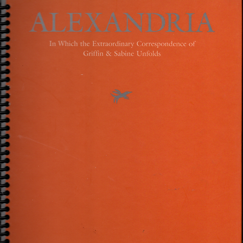 Alexandria Desk Journal