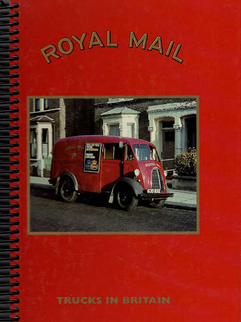 Royal Mail Book Journal