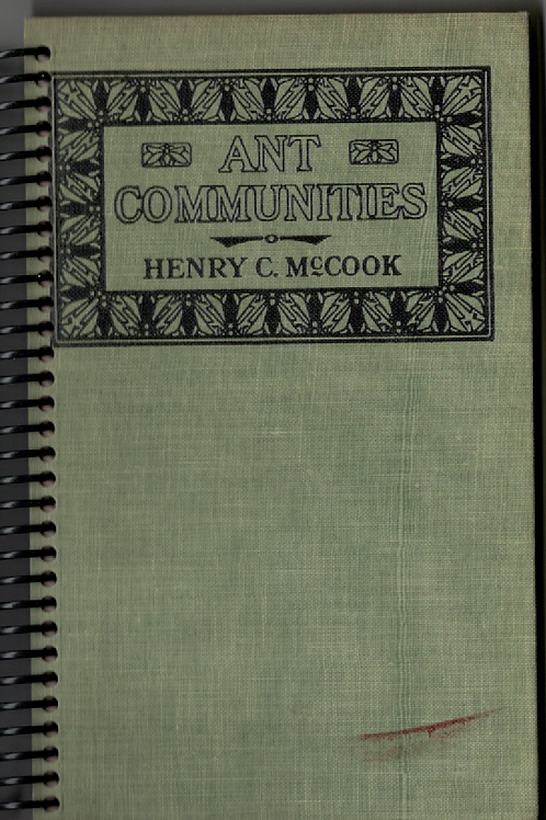 Ann Communities Pocket Book Journal