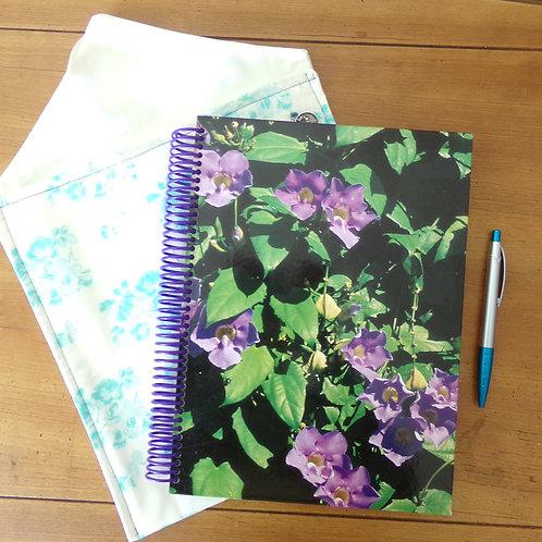 The Lattice Gardener Book Journal w/Sleeve