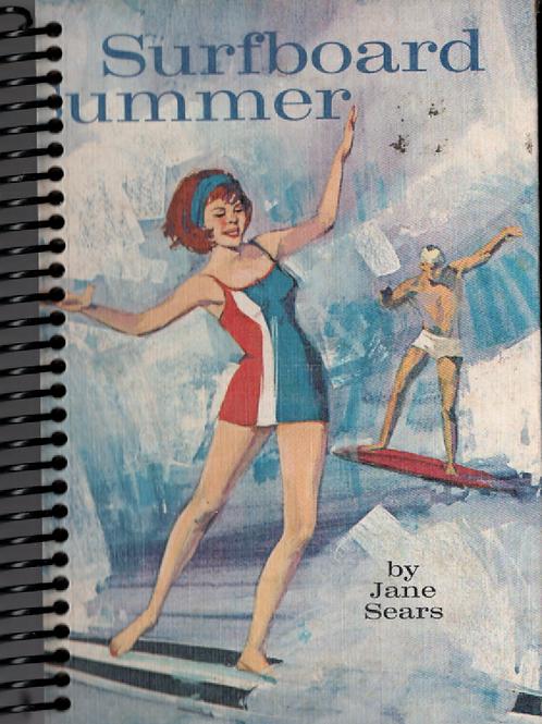 Surfboard Summer Pocket Journal