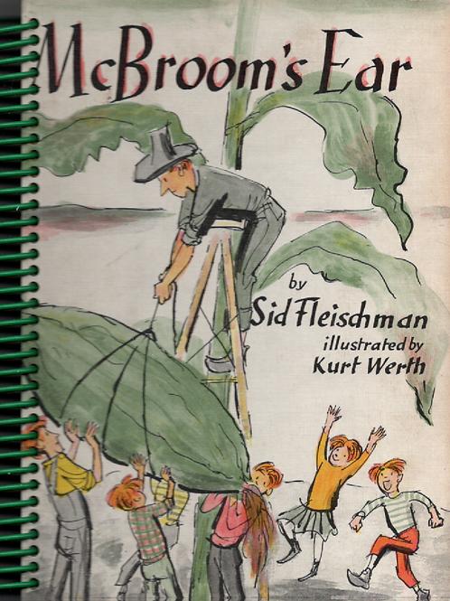 McBroom's Ear Book Journal