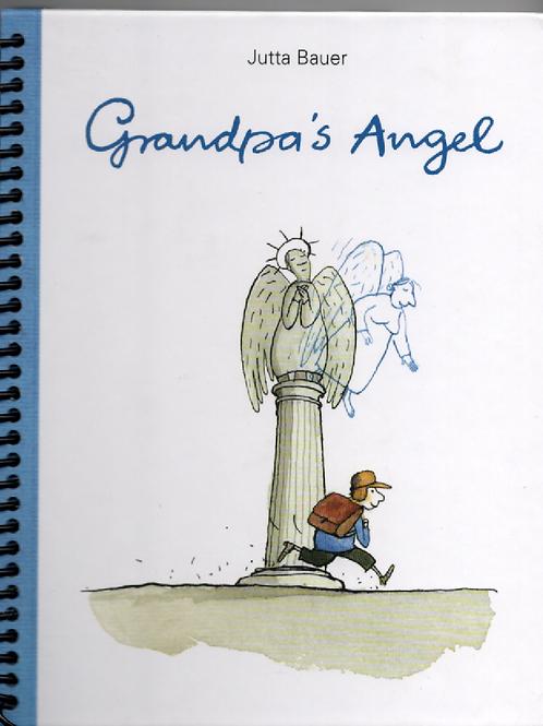 Grandpa's Angel Pocket Book Journal
