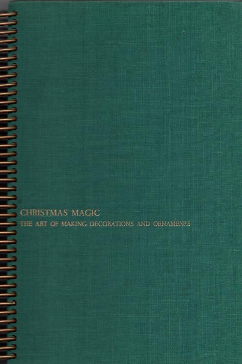 Christmas Magic Book Journal