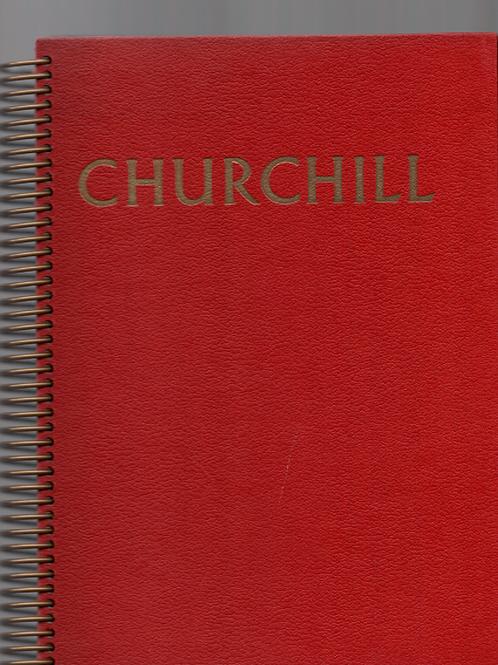 Churchill Book Journal