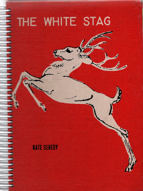 The White Stag Book Journal