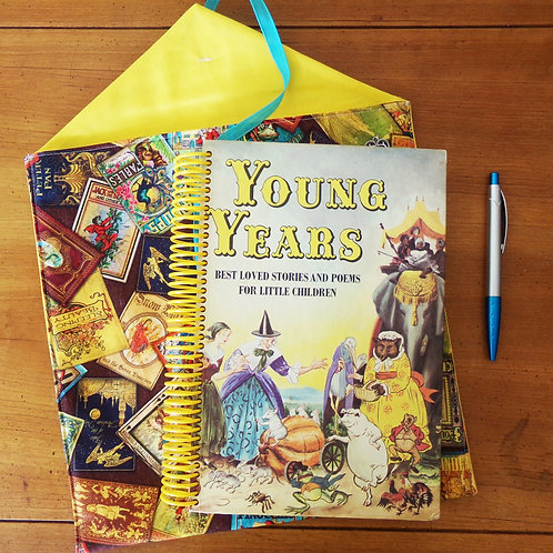 Young Years Book Journal w/Sleeve