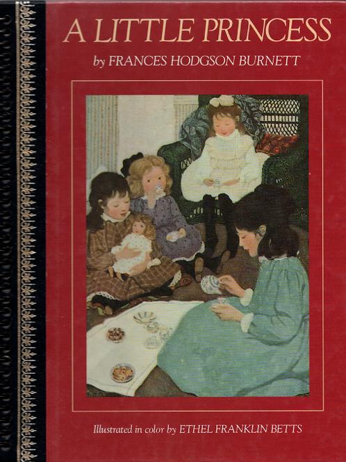 A Little Princess Book Journal