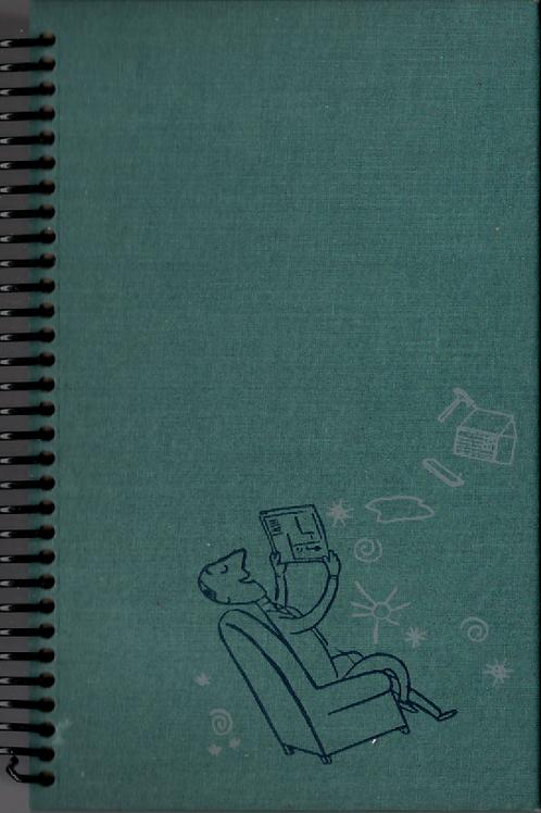 Mr. Blandings Builds Pocket Book Journal