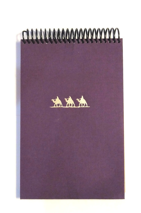 Between the Dragon and the Eagle - Steno Pad Journal