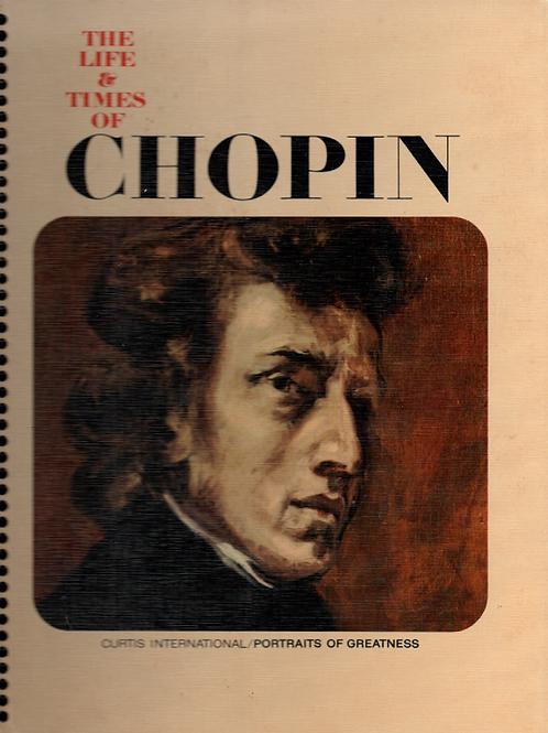 Chopin Book Journal