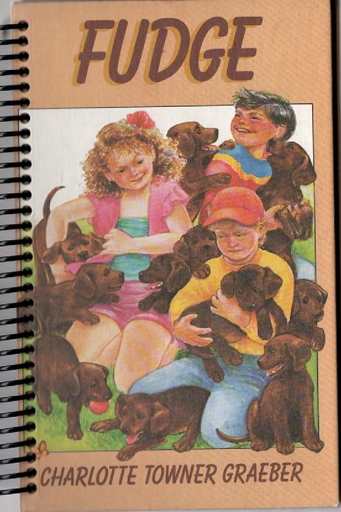 Fudge Pocket Book Journal
