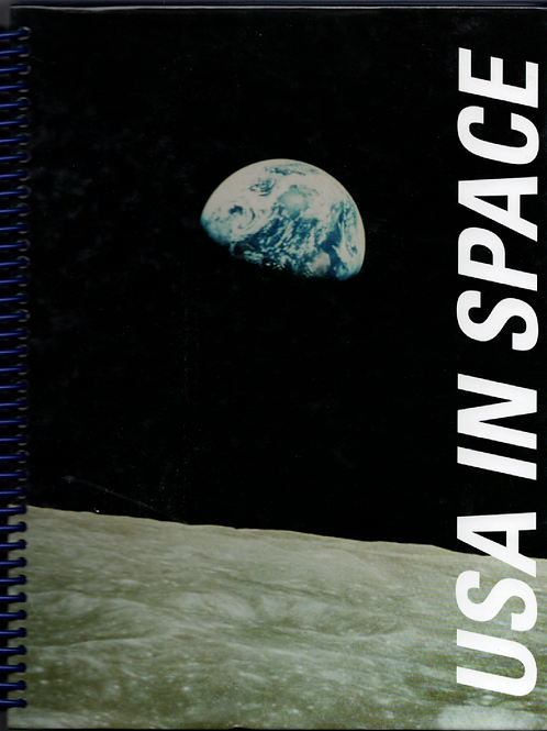 USA In Space Book Journal