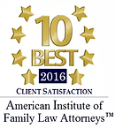 AIFLA 10 Best Attorneys 2016 Award.webp