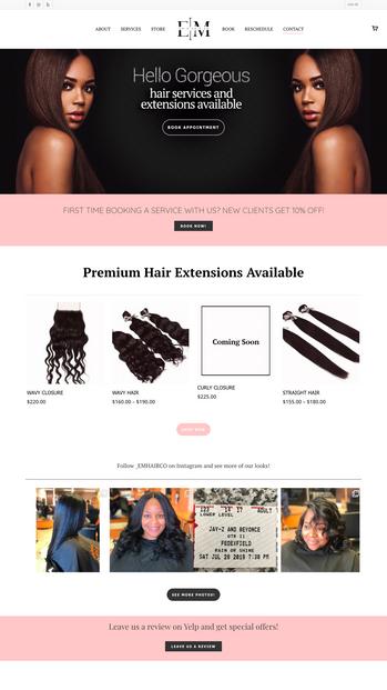EM Hair Company