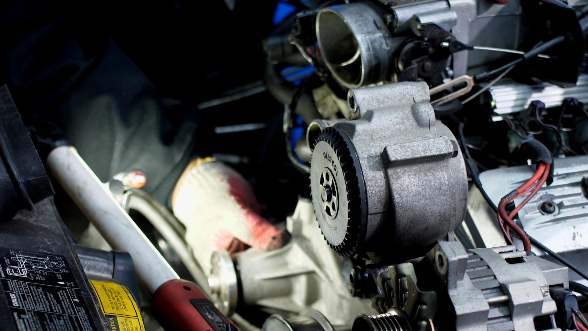 Car & Truck Maintenance Request