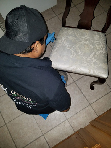 FABRIC/ FURNITURE CLEANING