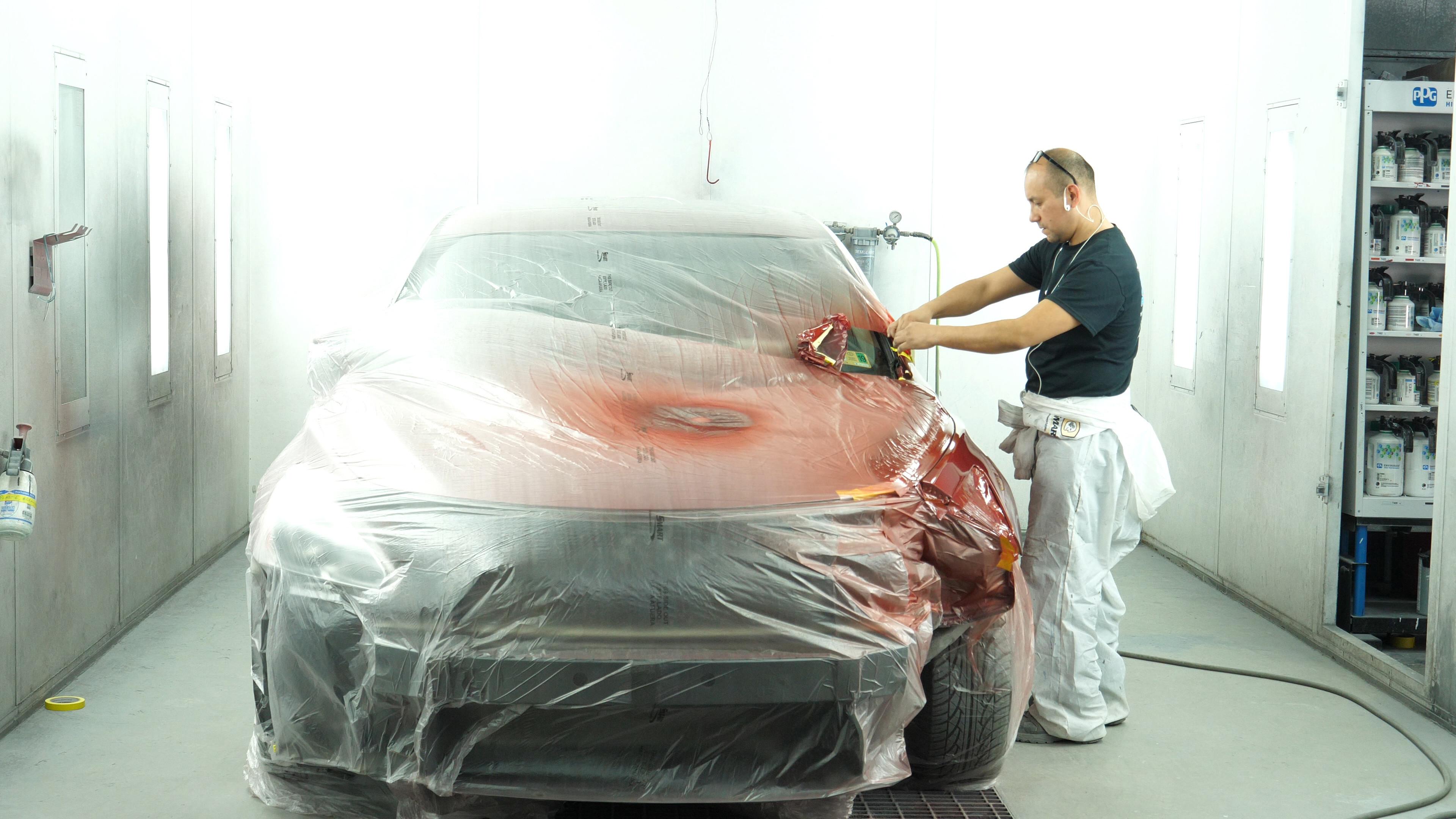 Custom Paint Service