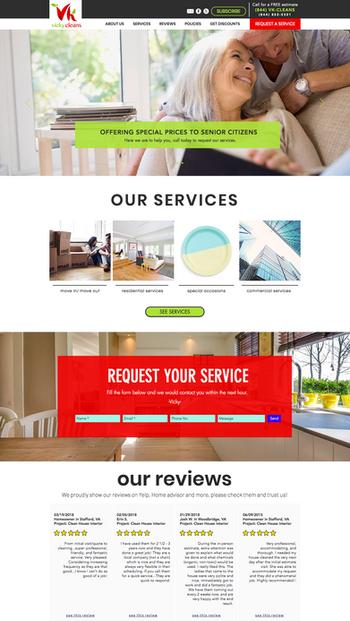 Vicky Cleans Service