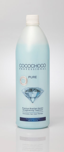 COCOCHOCO Pure Keratin treatment - For blond/thin hair 1000ml - express shipping