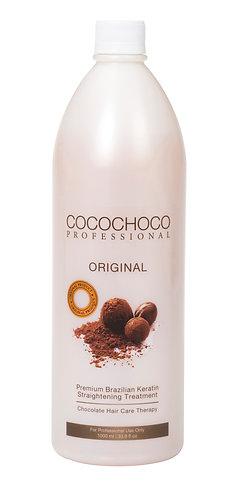 COCOCHOCO Original keratin solution 1000ml +Anti-yellow shampoo & conditioner