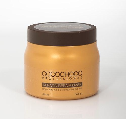 COCOCHOCO Keratin hair Repair Mask 16.9 fl oz - Hair Rehabilitation - Best Offer