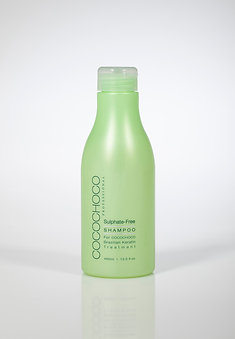 COCOCHOCO Free Sulphate Shampoo 13.5 fl oz For dry, damaged or treated hair
