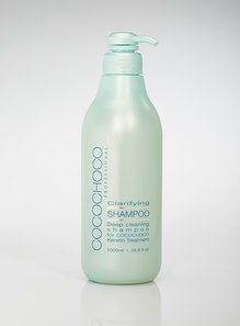 COCOCHOCO Clarifying \ Cleansing Shampoo 33.8 fl oz Healthy shiny and silky look