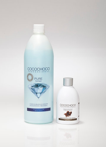 COCOCHOCO Pure Smoothing solution +  Gold\Original\Pure 8.4 fl oz Best value