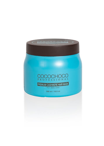 COCOCHOCO Cashmere Hair Mask 500ml Intensive moisture treatment for hair healing