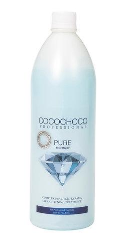 COCOCHOCO Pure Keratin hair treatment 1L + Ceramide Shampoo & conditioner