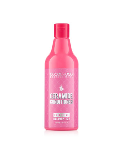 COCOCHOCO Ceramide Restoration Shampoo 500ml for silky touch - 2 bottles