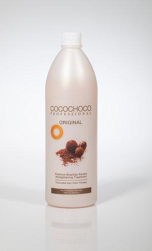 COCOCHOCO Brazilian Keratin Hair Treatment 1 liter -  Formaldehyde Free