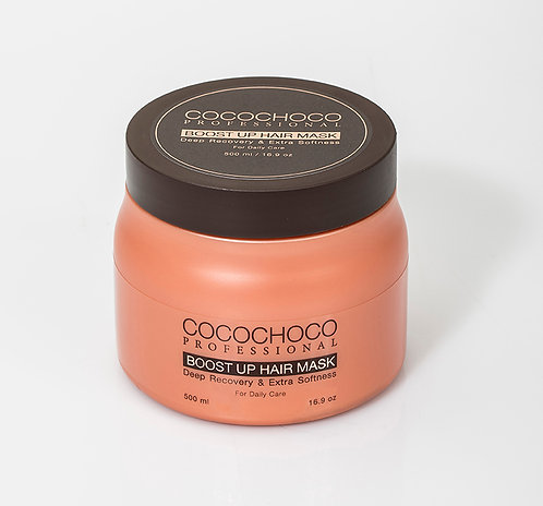 COCOCHOCO Boost up  Mask 500ml (17oz) - For extra shine and volume